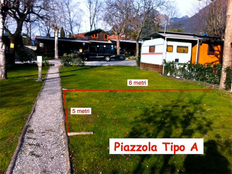 Campo Tende - Piazzola tipo A