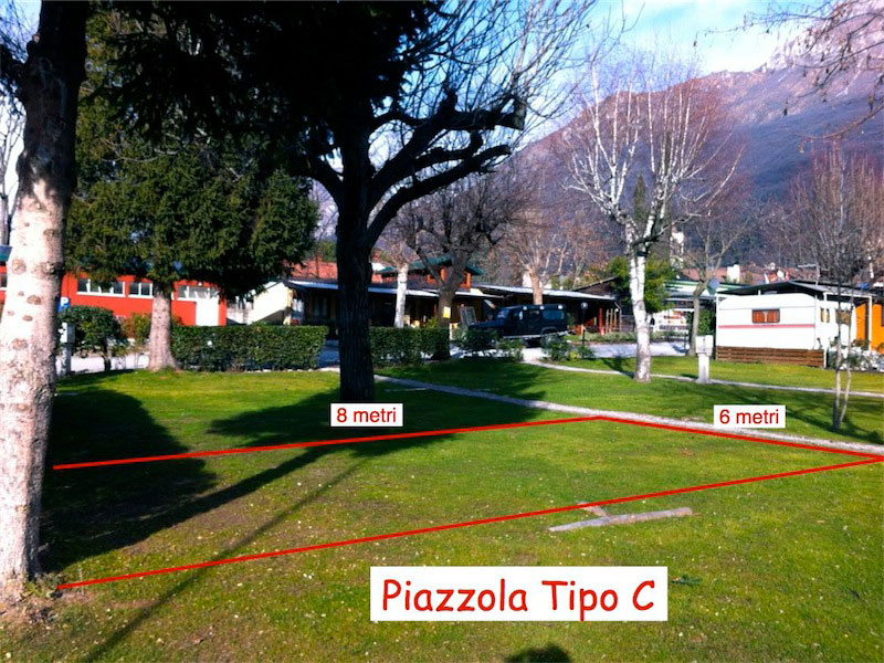 Campo Tende - Piazzola tipo C